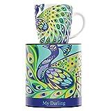 RITZENHOFF My Darling koffiemok van Nilesh Mistry, van porselein, 300 ml, met trendy motieven