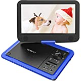 "Best Dvd Players Portables - COOAU 12.5"" Portable DVD Player with Eye-Protected HD Review"