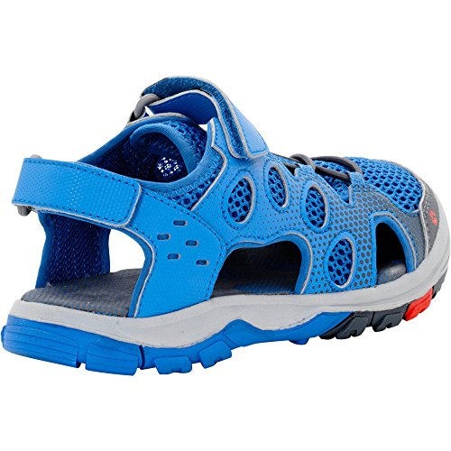 Jack Wolfskin Titicaca VC Low Kids Wave Blue