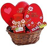 Coffret Cadeau de Pâques avec Ferrero Mon Chéri (avec 4 pièces)