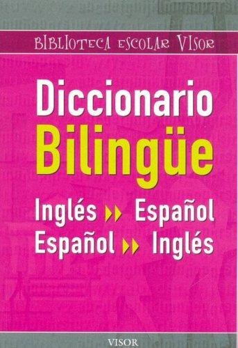 Diccionario Bilingue Ingles-espanol/espanol-ingles