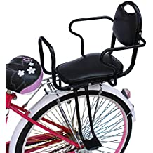 TJ Asiento De Bicicleta para Niños Bicicleta Trasera Asientos De Seguridad para Niños Silla De Montar