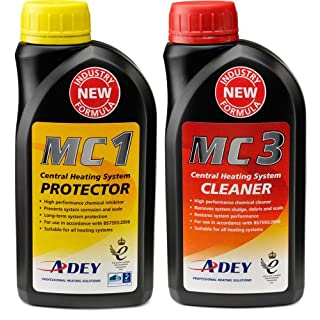 Adey MC1 & MC3 - Central Heating System Protector & Cleaner