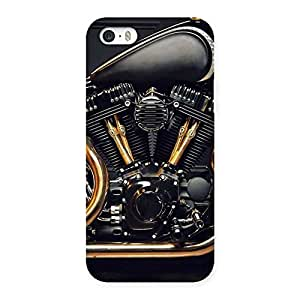 Neo World Engine Back Case Cover for iPhone 5 5S