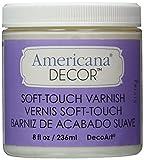 Deco Art Americana Decor Lack 8oz-Soft Touch