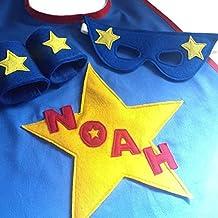 Personalised Superhero Dress Up Cape