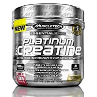 MuscleTech Platinum Creatine 80 Servings, 400g
