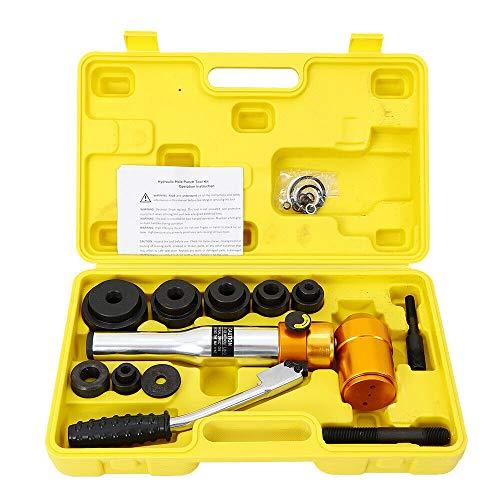Tubería hidráulica Perforadora, Agujero de perforación de Placa hidraulica, Perforadora hidráulica de lámina metálica, Tubo de punzonado hidráulico