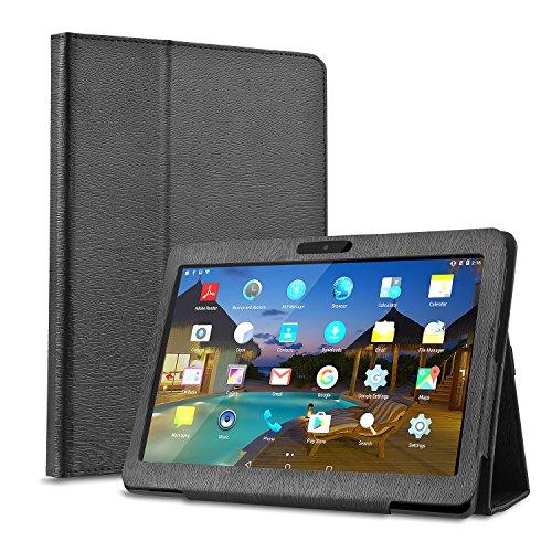 custodia x tablet 10 pollici BEISTA Cover Custodia Protettiva Case  in Pelle PU Adatto per LNMBBS Tablet 10 Pollici
