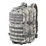 Mochila, diseño de mochila de asalto del ejército de los Estados Unidos, 50 L, verde...