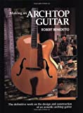 Making an Archtop Guitar-