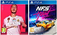 FIFA 20 + Need for Speed Heat (PS4)