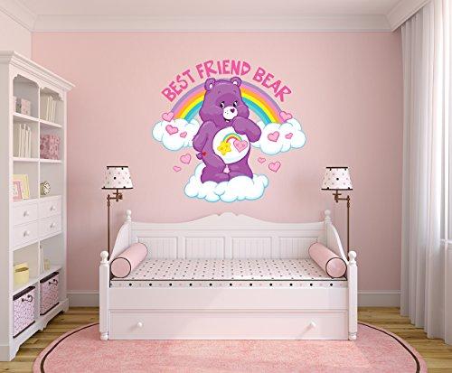 best-friend-bear-wallart-certified-freak-105-x-100-cm