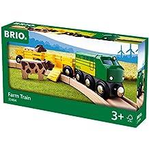 Brio 33404 - Bauernhof-Zug