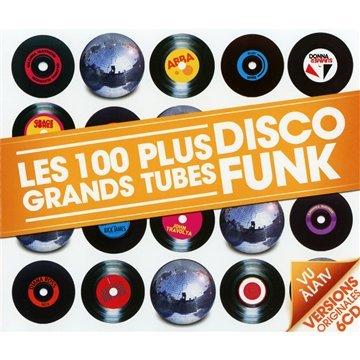 les-100-plus-grands-tubes-disco-funk-6-cd