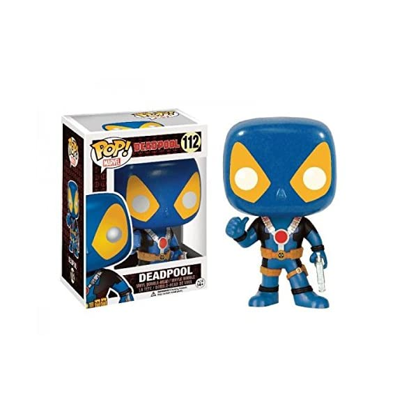 Funko Pop Deadpool (X-Men 20) Funko Pop Marvel