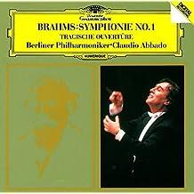 Brahms: Symphony 1 / Tragic Overture