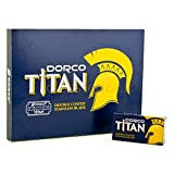 Dorco Lamette da Barba Dorco Titan - 100 g