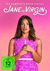 Jane the Virgin - Die komplette erste Staffel 5 DVDs
