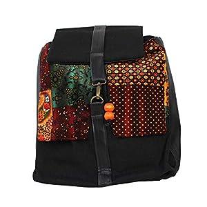 Rucksack Damen 33cm wasserdicht 'bunt' | Tasche | HANDMADE | Geschenkideen für Frauen