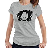 Bob Marley Music Icon Silhouette Women's T-Shirt