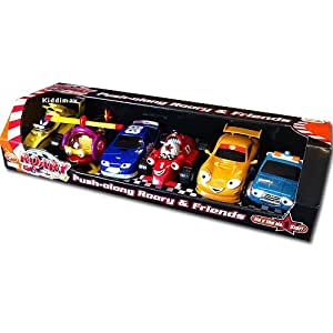 Roary The Racing Car Party Supplies