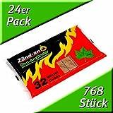 Holzofenanz�nder �ko | Kohleanz�nder ungiftig | Grillanz�nder kein Rauch | 768 W�rfel im Karton Bild