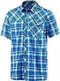 Vaude Herren Bessat Shirt II Hemd Radiate Blue, L