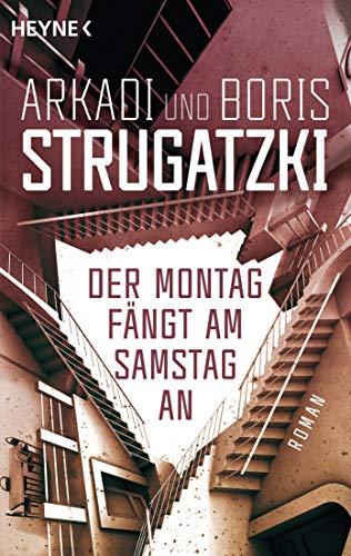 Bildergebnis für Strugatzki Montag