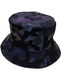 Sombrero De Pescador Unisex Hombres Mujeres Causal Sombrero del Cubo Fácil De Igualar Al Aire Libre Imprimir Moda Simplemente Protector…
