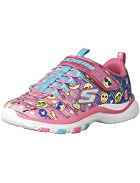 Skechers Trainer Lite-Happy Dancer, Zapatillas Sin Cordones Para Niñas