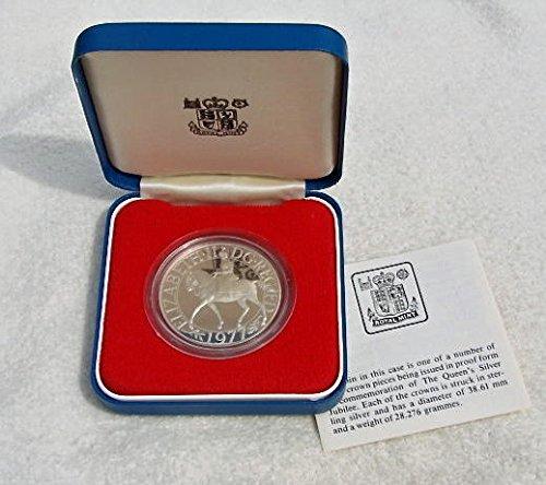 argent-de-couronne-de-lunited-kingdom-argent-1977-jubile-de-la-reine-elizabeth-ii