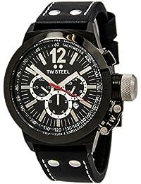 TW Steel Unisex-Armbanduhr Chronograph Quarz TWCE1033