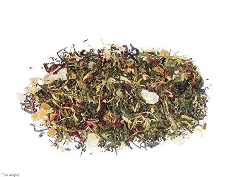 Geisha Fruit Grüner Tee 1kg fruchtig loser Tee TOP Tee-Meyer (Top Loser Tee)