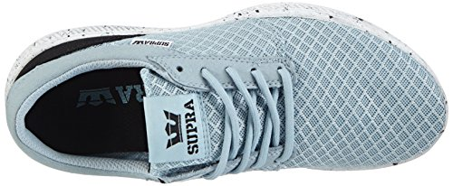 Supra Hammer Run, Sneakers Basses Adulte Mixte Bleu (Powder Blue - White     Pdb)