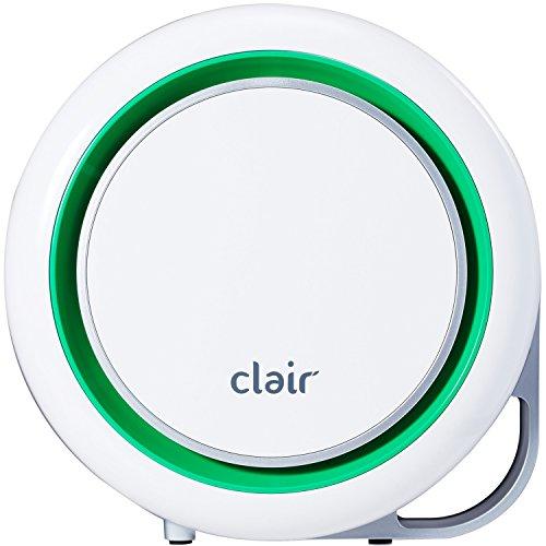 Clair Ring Hochleistungs Luftfilter | Luftreiniger | Allergiker | 50 m³ | Luft Ionisierer | 36 db |...