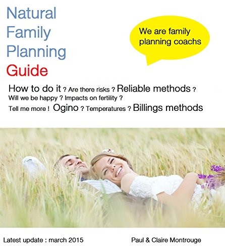 Téléchargement Natural Family Planning Guide: By family planning coachs pdf