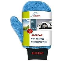 ALCLEAR 950013Manopla para Llantas (microfibra Ultra como protección de las llantas