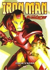"""Afficher """"Iron Man n° 1<br /> Coeur d'acier"""""""