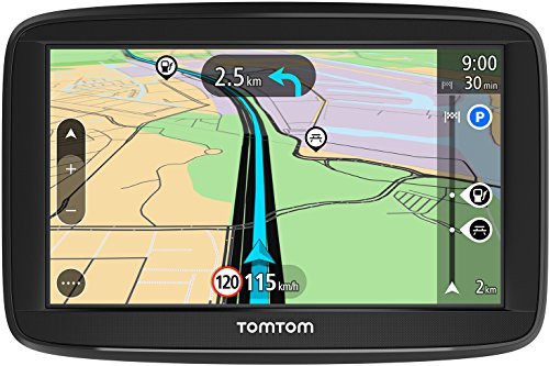 TomTom START 52 (5 Pouces) - GPS Auto - Cartographie Europe 48 à V