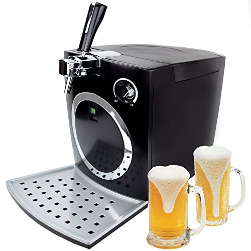 Syntrox Germany Digital Beer Cooler with Pump / Requires No CO² Cartridges