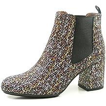 Hispanitas Genna HI75807 Botines de cuero para mujer Ankle Boots