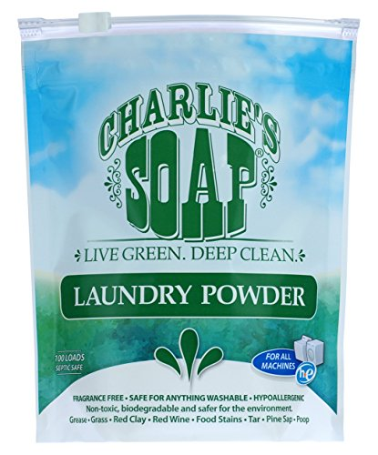Charlies Soap Laundry Powder 40 oz