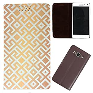 DooDa - For Nokia Asha 501 PU Leather Designer Fashionable Fancy Flip Case Cover Pouch With Smooth Inner Velvet