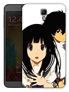 """Humor Gang Emo Couple Printed Designer Mobile Back Cover For """"Samsung Galaxy Note 3"""" (3D, Matte Finish, Premium Quality, Protective Snap On Slim Hard Phone Case, Multi Color)"""