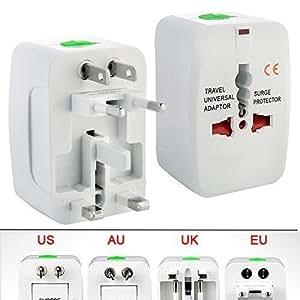 Unigear Universal Worldwide Travel Adapter