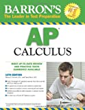 AP Calculus (Barron's: The Leader in Test Preparation)
