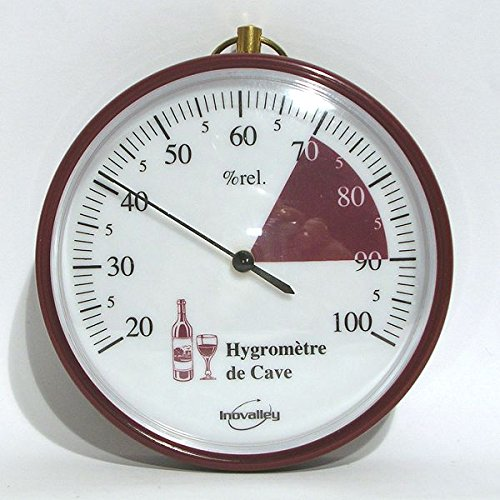 C. Diffusion Hygrometer Zifferblatt Keller rund 10cm *