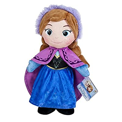 Peluche Disney Frozen - Anna 30 Cm de Playbyplay