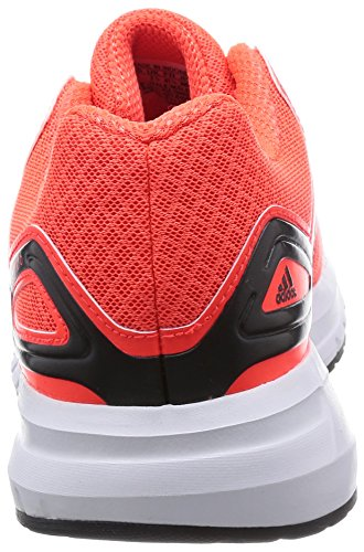 adidas Performance Duramo 6 Herren Laufschuhe Rot (Solar Red/Core Black/Core Black)